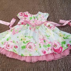 2 Piece Formal Dress 24M/2T